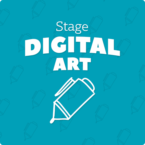 Image de STAGE DIGITAL ART - Du jeudi 23 au vendredi 24 Février 13h30 à 15h30
