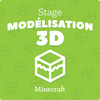 Image de STAGE MODELISATION 3D- Du lundi 24 au mercredi 26 Février de 16h00 à 17h30